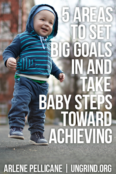 Baby Steps Toward Big Goals