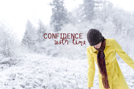 confidencewithtime