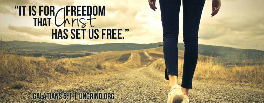 Set Free -- Ungrind.org