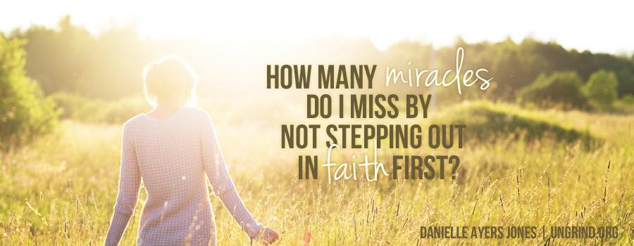 Faith First