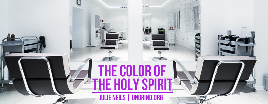 The Color of the Holy Spirit
