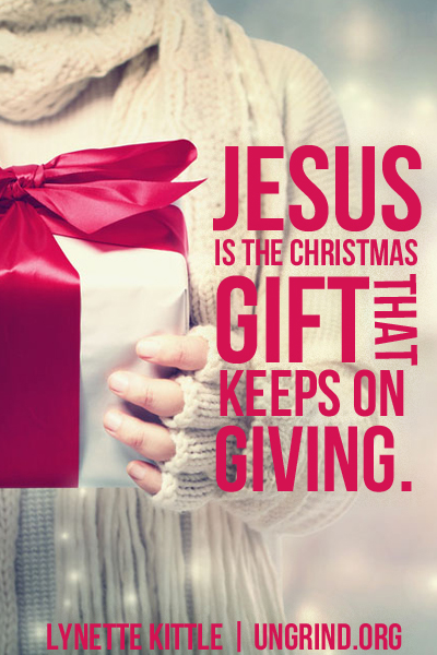 All I Want for Christmas Is Jesus