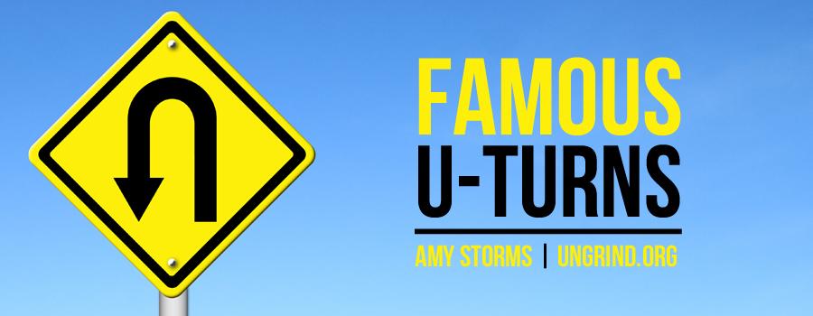 Famous U-Turns