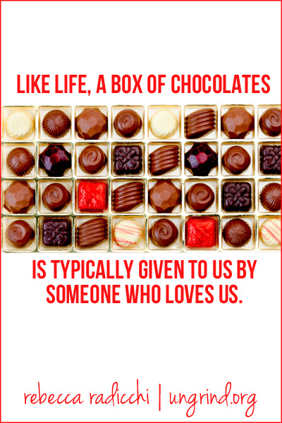 10 Ways Life is Like a Box of Chocolates