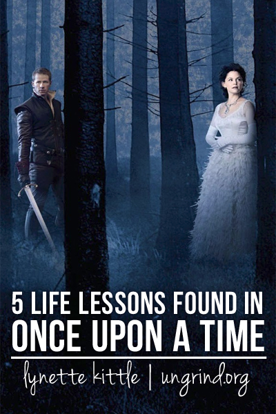"5 Life Lessons Found in ""Once Upon a Time"""