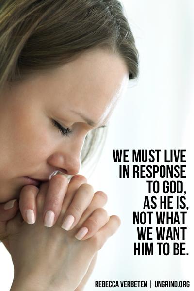 Pain Reveals a Holy God