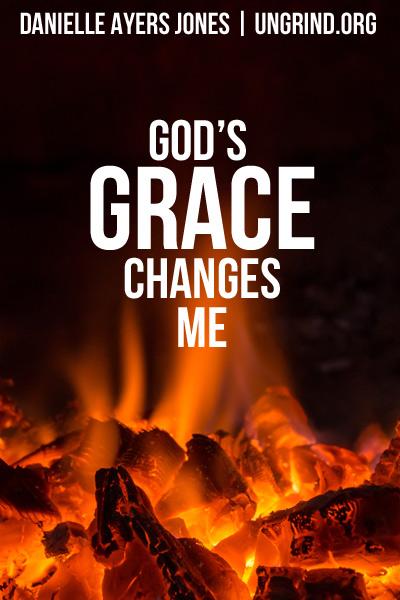 Grace Happens First