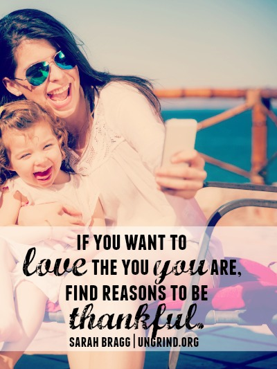 Love the You You Are