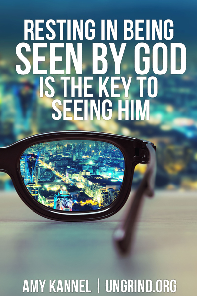 Seeing the God Who Sees