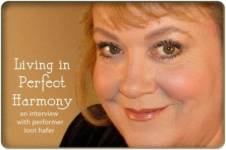 Lorri Hafer Interview
