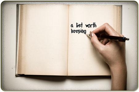 list-worth-keeping