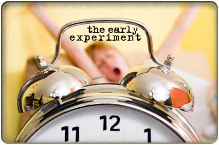 the-early-experiment