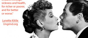 "Timeless Marriage Advice from ""I Love Lucy"""