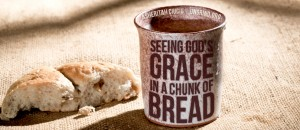 Seeing God's Grace in a Chunk of Bread