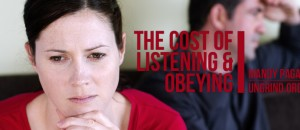 The Cost of Listening and Obeying