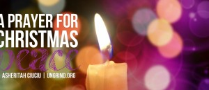 A Prayer for Christmas Peace