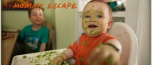 The Great Mommy Escape