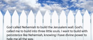 Build Like Nehemiah